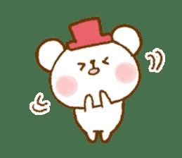 Mini bear friends sticker #4414022