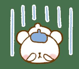 Mini bear friends sticker #4414026