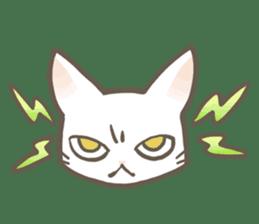 Shiro & Momo sticker #4414456
