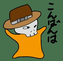 Life of Funny bone sticker #4414594