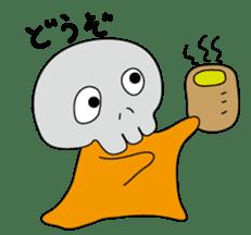 Life of Funny bone sticker #4414596