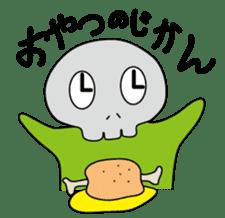 Life of Funny bone sticker #4414601