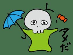Life of Funny bone sticker #4414607