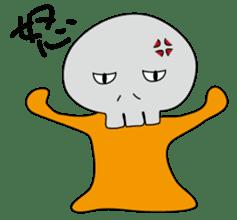 Life of Funny bone sticker #4414620