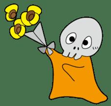 Life of Funny bone sticker #4414627