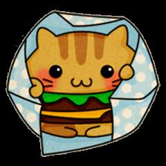 Yummy BurgerCat
