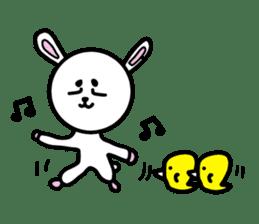 Usagincho_eng sticker #4415752