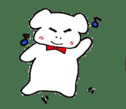 mayugeinu sticker #4416152