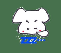 mayugeinu sticker #4416156