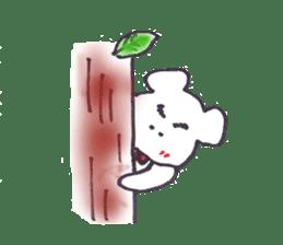 mayugeinu sticker #4416158