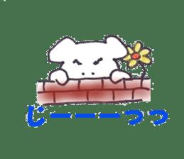 mayugeinu sticker #4416161
