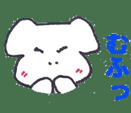 mayugeinu sticker #4416162