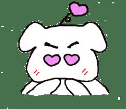 mayugeinu sticker #4416169