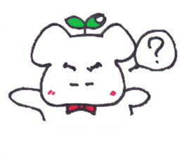 mayugeinu sticker #4416171