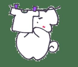 mayugeinu sticker #4416179