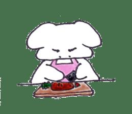 mayugeinu sticker #4416180