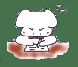 mayugeinu sticker #4416182