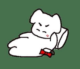 mayugeinu sticker #4416185