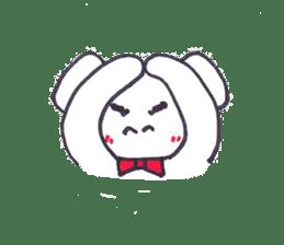 mayugeinu sticker #4416190