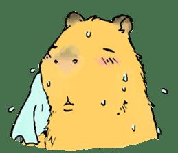 Capybara Life sticker #4420884
