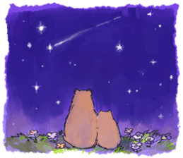 Capybara Life sticker #4420888