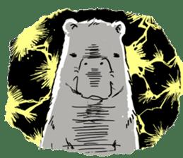 Capybara Life sticker #4420895