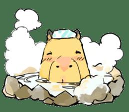 Capybara Life sticker #4420903