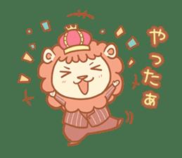 King Lion sticker #4421272