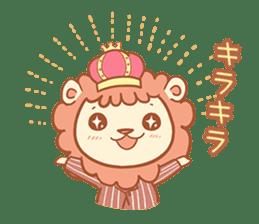 King Lion sticker #4421275