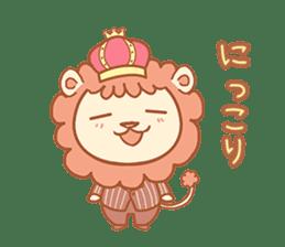 King Lion sticker #4421302