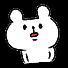 Annoying bear