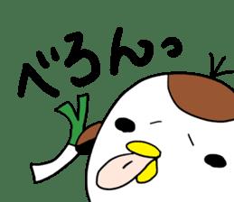 Sparrow Suzumen 2 sticker #4422328