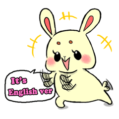 high tension rabbit PYONKO 2 English ver