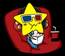 Little Star sticker #4423556