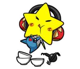 Little Star sticker #4423559