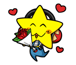 Little Star sticker #4423561