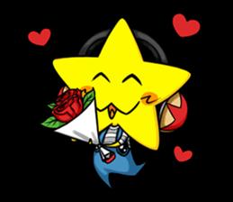 Little Star sticker #4423561