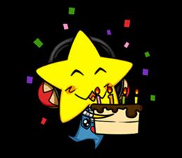 Little Star sticker #4423562