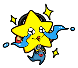Little Star sticker #4423563