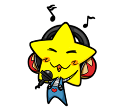 Little Star sticker #4423565