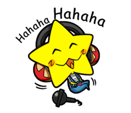 Little Star sticker #4423566