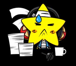 Little Star sticker #4423569