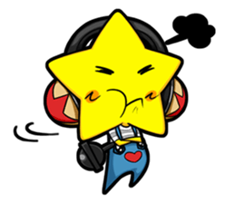 Little Star sticker #4423573