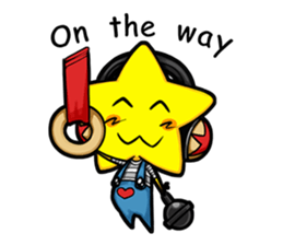 Little Star sticker #4423575