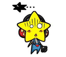 Little Star sticker #4423576