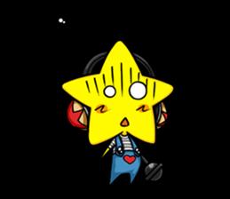 Little Star sticker #4423576