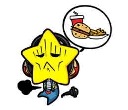 Little Star sticker #4423577