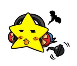 Little Star sticker #4423578