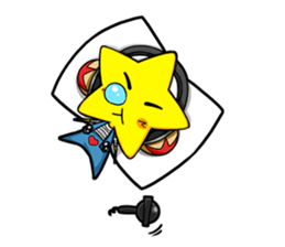 Little Star sticker #4423584
