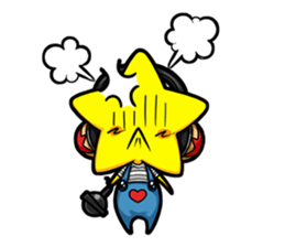 Little Star sticker #4423587